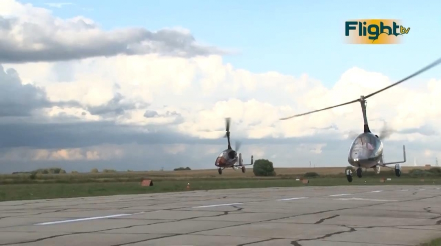 Embedded thumbnail for Конференция AutoGyro